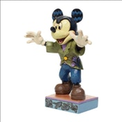 Halloween Mickey Mouse Disney Traditions Figurine
