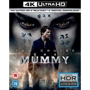 The Mummy (2017) 4K UHD Blu-ray