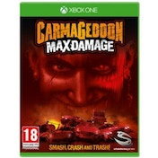 Carmageddon Max Damage Xbox One Game