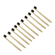 Bamboo Toothbrushes - Set of 10 | M&W
