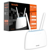 Tenda 4G09 Wireless AC1200 Dual-Band 4G+ Cellular LTE Router UK Plug