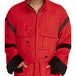 Star Wars Sith Trooper Hoodled Bathrobe (Dressing Gown) Unisex One Size Fits All - Image 5
