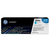 HP CC531A (304A) Toner cyan, 2.8K pages