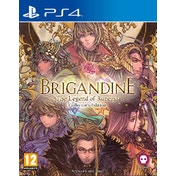 Brigandine The Legend of Runersia Collector's Edition PS4 Game