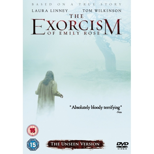 Exorcism Of Emily Rose DVD