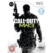 Call Of Duty 8 Modern Warfare 3 Game Wii