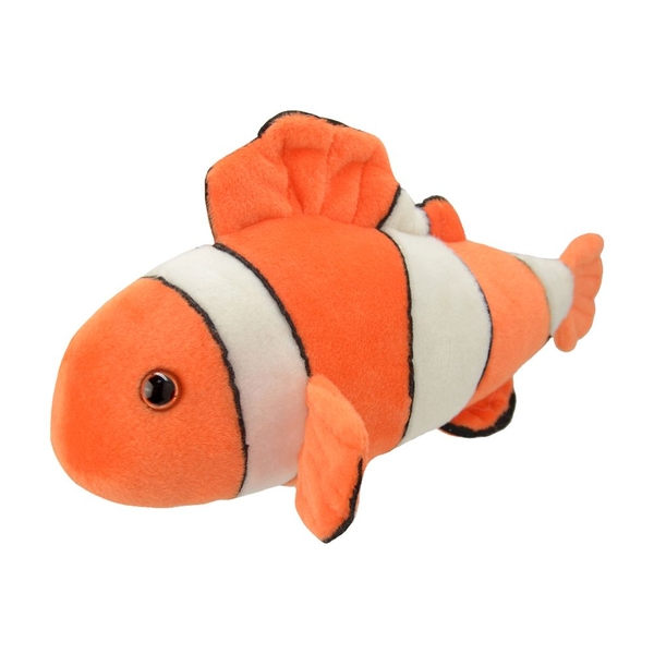 All About Nature Clown Fish 28cm Plush