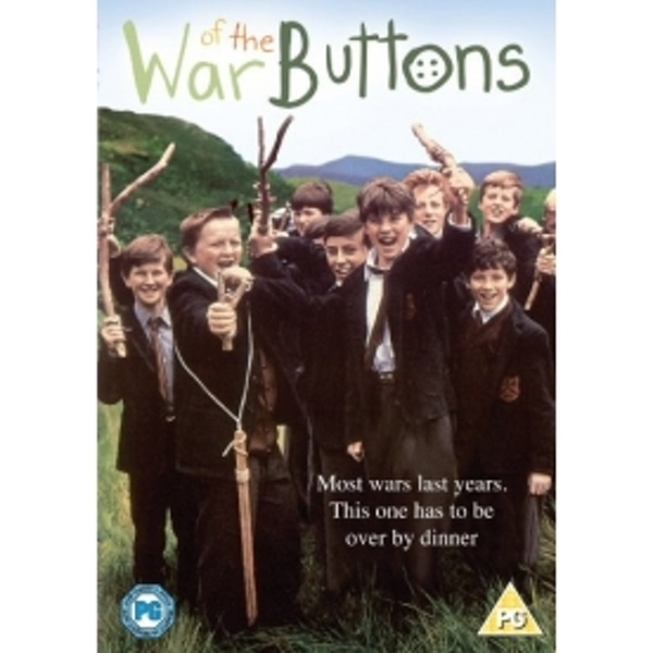 War Of The Buttons DVD