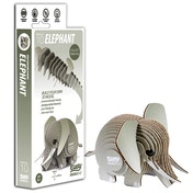 EUGY Elephant - 3D Craft Kit