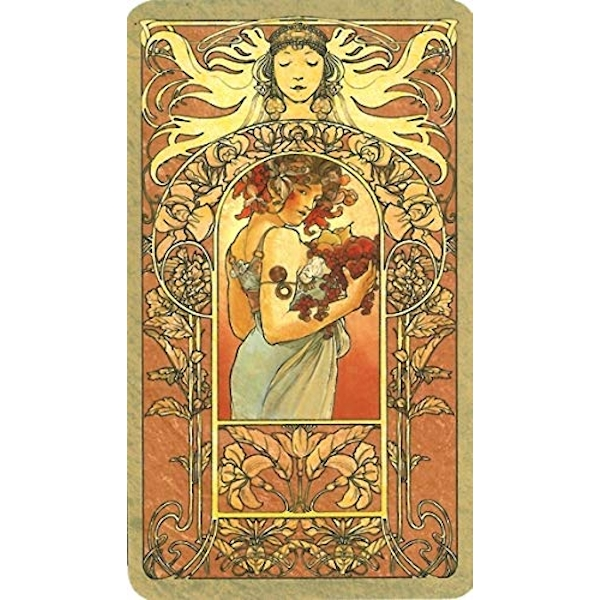 Tarot Mucha Coexistence and Communication in a Rural Community in Central France 2014 Mixed media product