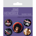 Jimi Hendrix - Experience Badge Pack - Image 2