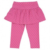 Kite Kids Baby-Girls Twirly Spot Legging Polka Dot Skirt