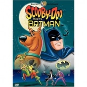 Scooby-Doo Meets Batman DVD