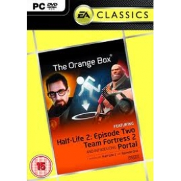 Half-Life 2 The Orange Box Game (Classics) PC