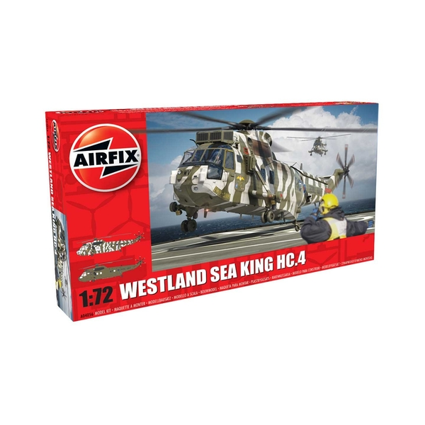 Westland Sea King HC.4 Series 4 1:72 Air Fix Model Kit