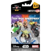 Disney Infinity 3.0 Toy Box Takeover Speedway