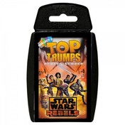 Top Trumps Star Wars Rebels Game