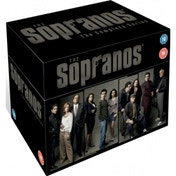Sopranos Series 1-6 DVD