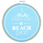 Make Every day A Beach Day Hoop