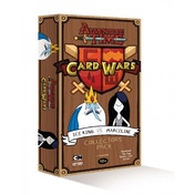 Adventure Time Card Wars Ice King Vs Marceline Collectors Pack