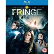 Fringe The Complete Fifth and Final Season Blu-ray   UV Copy