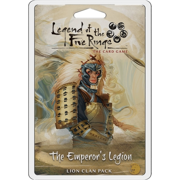 Legend Of The Five Rings - L5R LCG The Emperors Legion Clan Pack