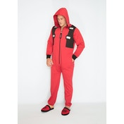 Marvel Deadpool Outfit Mens Jumpsuit