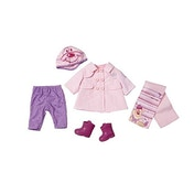 Baby Born Deluxe Cold days coat with cap and scarf