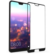 Huawei P20 Glass Screen Protector (Single) - Black Edge