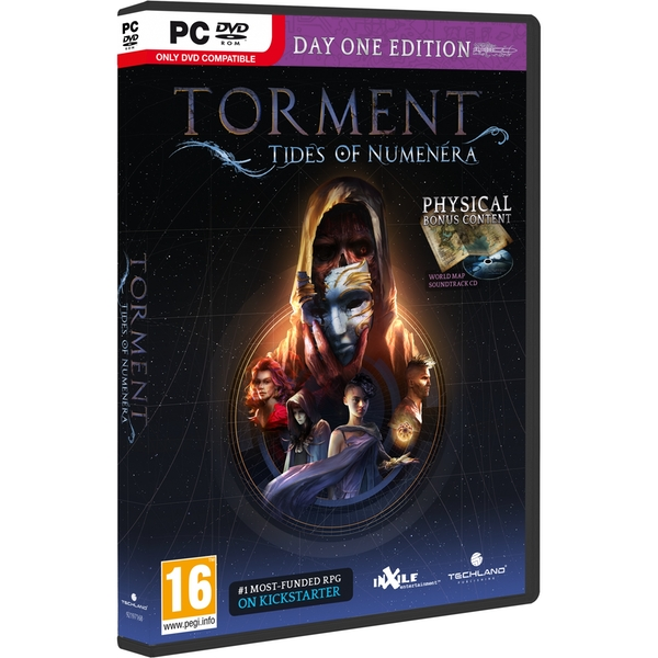 Torment Tides Of Numenera Day One Edition PC Game - Image 2
