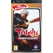 Tenchu Shadow Assassins Essentials Game PSP
