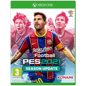 eFootball PES 2021 Season Update Xbox One Game