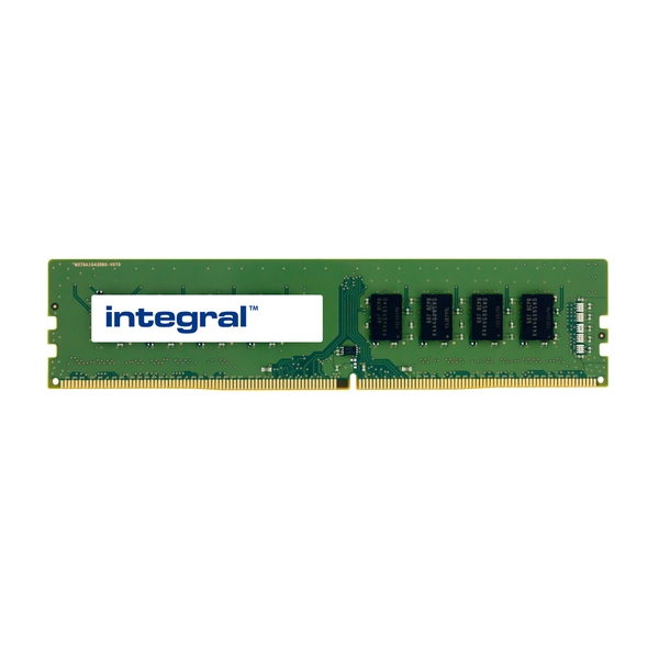 Image of Integral IN4T16GNDLRX 16GB PC RAM MODULE DDR4 2400MHZ