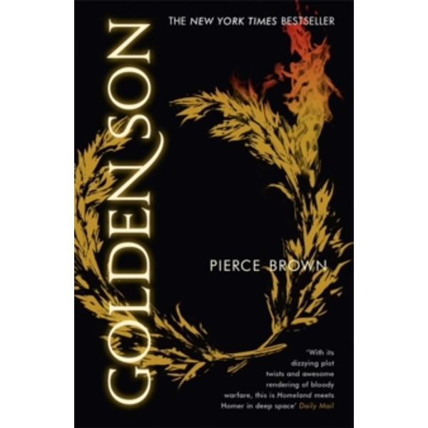 Golden Son: Red Rising Trilogy 2 by Pierce Brown (Paperback, 2015)
