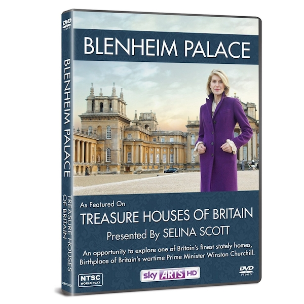 Treasure House Britain Blenheim DVD