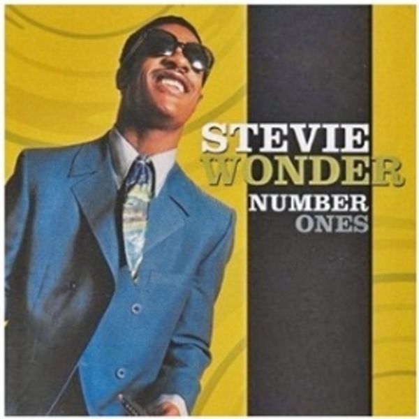Stevie Wonder Number Ones CD