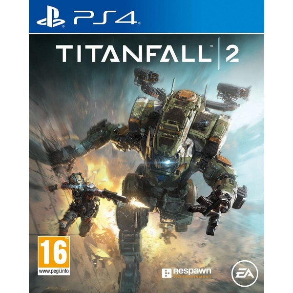 Titanfall 2 PS4 Game [Multi-Language Cover]
