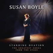 Susan Boyle - Standing Ovation CD