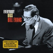 Bill Evans - Everybody Digs Bill Evans CD