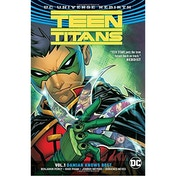 Teen Titans Rebirth: Volume 1: Damian Knows Best