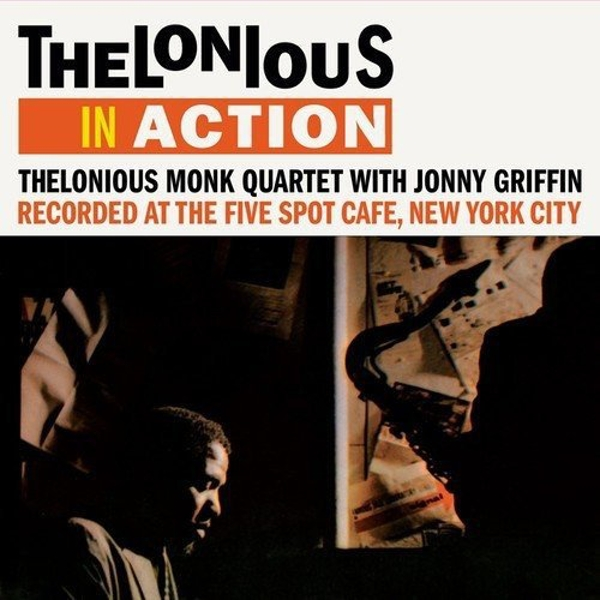 Thelonious Monk Quartet With Johnny Griffin - Thelonious In Action Vinyl