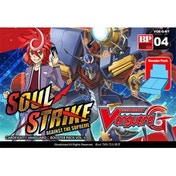 Cardfight Vanguard TCG Soul Strike Against The Supreme G-BT04 Booster Box (30 Packs)