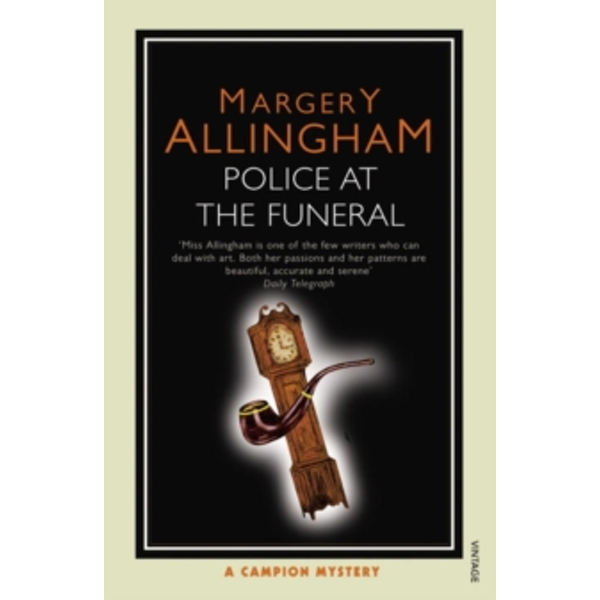 Police at the Funeral by Margery Allingham (Paperback, 2007)