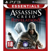 Assassin's Creed Revelations PS3 Game (Essentials)