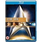 Star Trek 2 The Wrath Of Khan Blu Ray