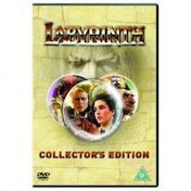 Labyrinth Collector's Edition DVD