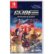 GI Joe Operation Blackout Nintendo Switch Game