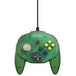 Forest Green Retro-Bit Tribute 64 Controller for Nintendo 64 - Image 2