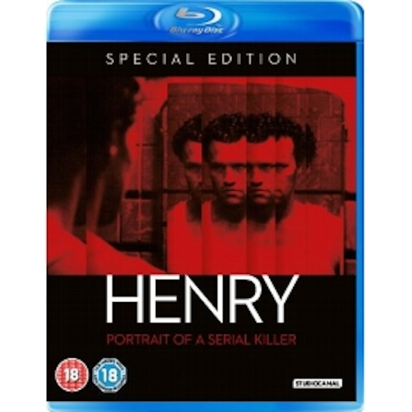 Henry Portrait Of A Serial Killer Special Edition Blu-Ray   DVD