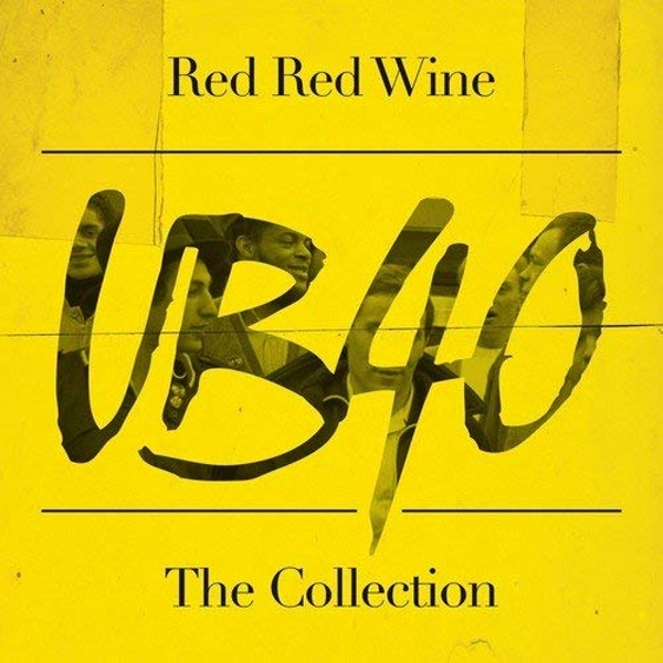 UB40 - Red Red Wine: The Collection CD